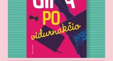 """Editos Puskunigytės debiutinio romano """"Mergina po vidurnakčio"""" sutiktuvės"""