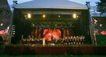 Lietuviškų miuziklų vakaras