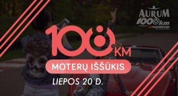 108 km Moterų iššūkis