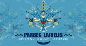 """Tarptautinis folkloro festivalis """"Parbėg laivelis"""""""