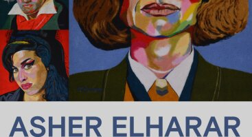 "Asher Elharar paroda ""Emocijos"" (Izraelis)"