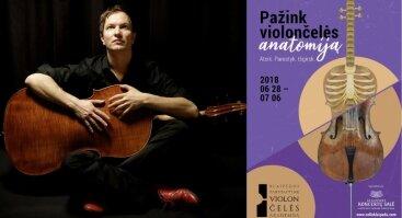 "Stephan Braun ""Džiazo violončelė"""