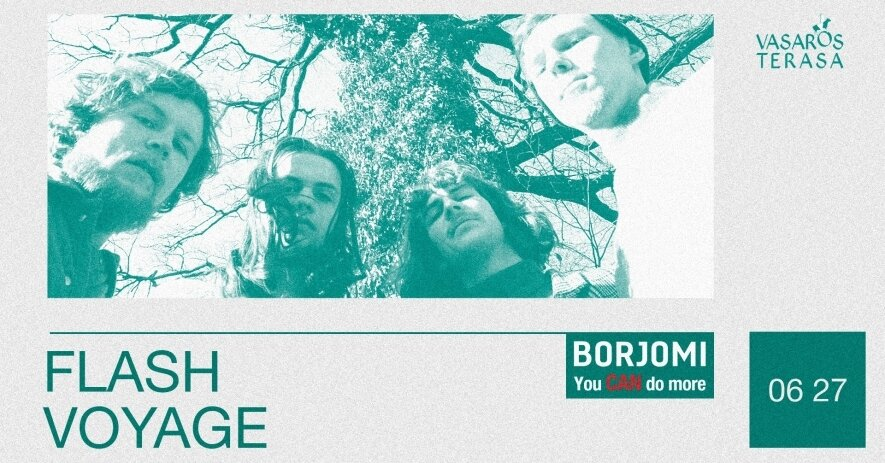 Flash Voyage: Borjomi. You Can Do More