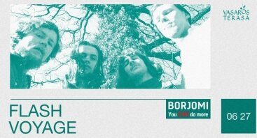 Flash Voyage: Borjomi. You Can Do More