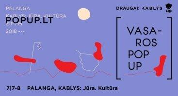 Vasaros Pop Up @Palanga