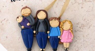 Šeimos diena dekoravimo studijoje Menoja - palipdykime drauge