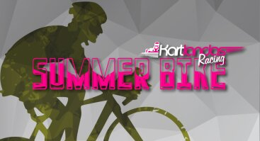 Kartlandas Racing Summer Bike