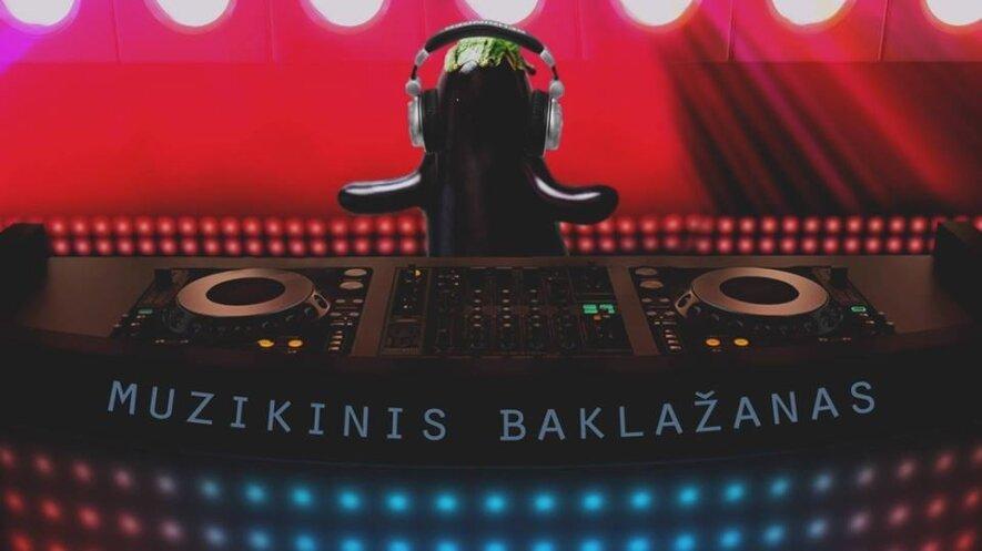 Muzikinis Baklažanas