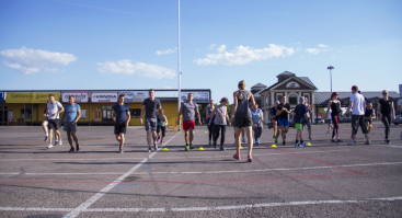 Atrask mankštos naudą su Be1 - Bėgimo treniruotė