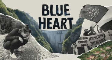 Blue Heart filmo premjera Lietuvoje!