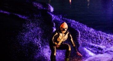 Naktinis plaukimas Birštono Wake parke - Joninių naktis
