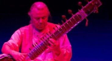 Anatolijus Lomonosovas Šiaurės Indijos ragos. Koncertas | Palanga