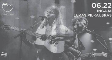 Ingaja | Lukas Pilkauskas