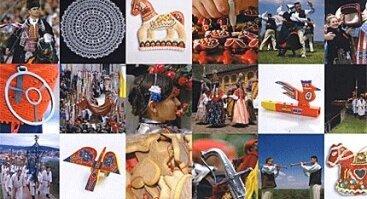 """Parodos """"Kroatijos nematerialus kultūros paveldas, įtrauktas į UNESCO sąrašą"""" atidarymas"""