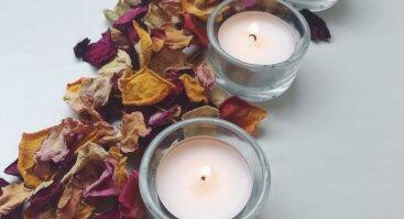 Pasimėgauk: kvapų meditacija moterims