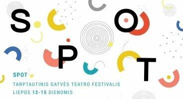 "Tarptautinis gatvės meno festivalis ""SPOT"""