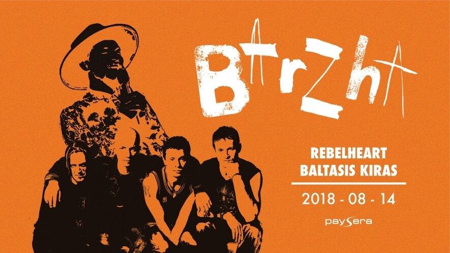 Barzha: Rebelheart ir Baltasis Kiras