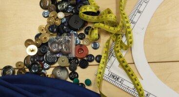 Apie VDA siuvimo ir konstravimo kursai