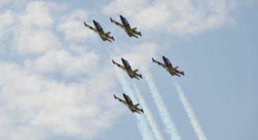 Šimtmečio aviacijos šventė