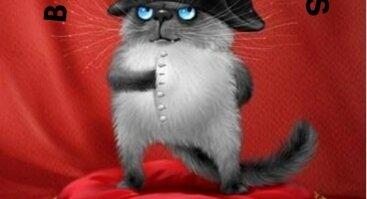 """Spektaklis vaikams """"Batuotas katinas"""""""