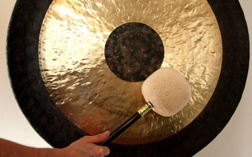 Meditacija su gongo garsais Palangoje visą vasarą!
