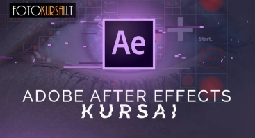 Adobe After Effects kursai