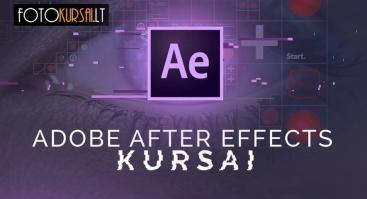 Adobe After Effects kursai, Kaune