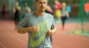"""Nemokamos """"Judėk sveikai"""" bėgimo + vaikų treniruotės"""
