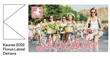 Festivalis SkirtBike Kaunas2018