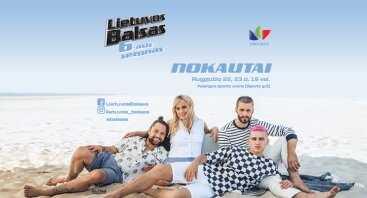 Lietuvos Balsas 6 sezonas. Nokautai