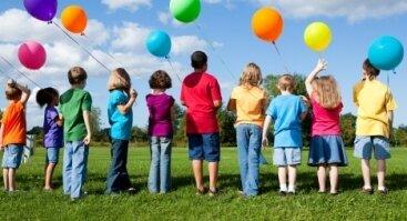 """Vaikų dienos stovykla """"4 vėjai"""""""