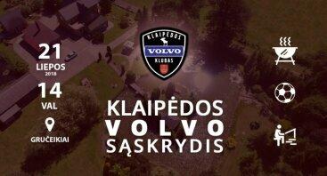 Klaipėdos VOLVO BBQ 2018