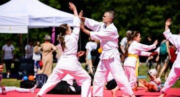 Atvira Aikido treniruotė