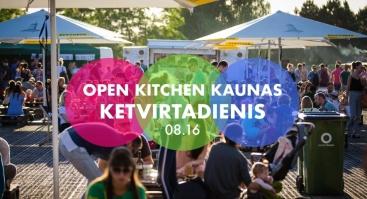 Open Kitchen Kaunas | 08.16