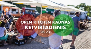 Open Kitchen Kaunas | 08.23