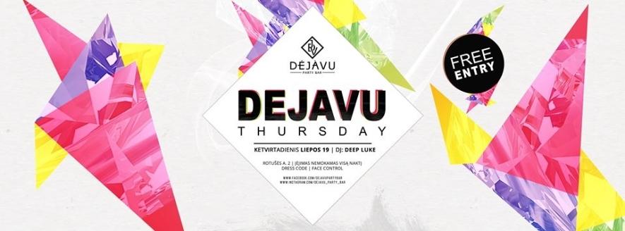 DejaVu Thursday