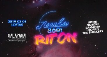 Neonkės 360: Riton (UK)