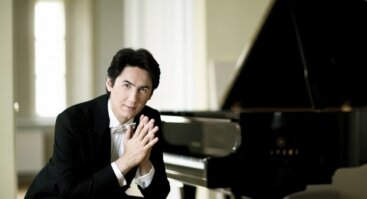 Pianisto Kasparo Uinsko koncertas