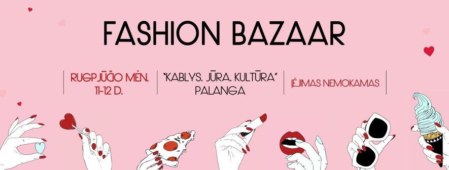 Fashion bazaar Palangoje!