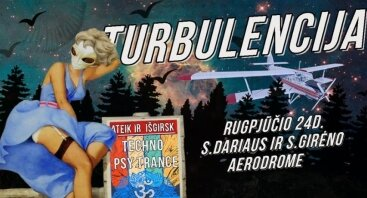 Turbulencija Open Air
