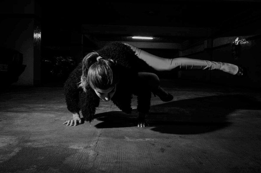 Dviejų dienų šokio ir judesio seminaras
