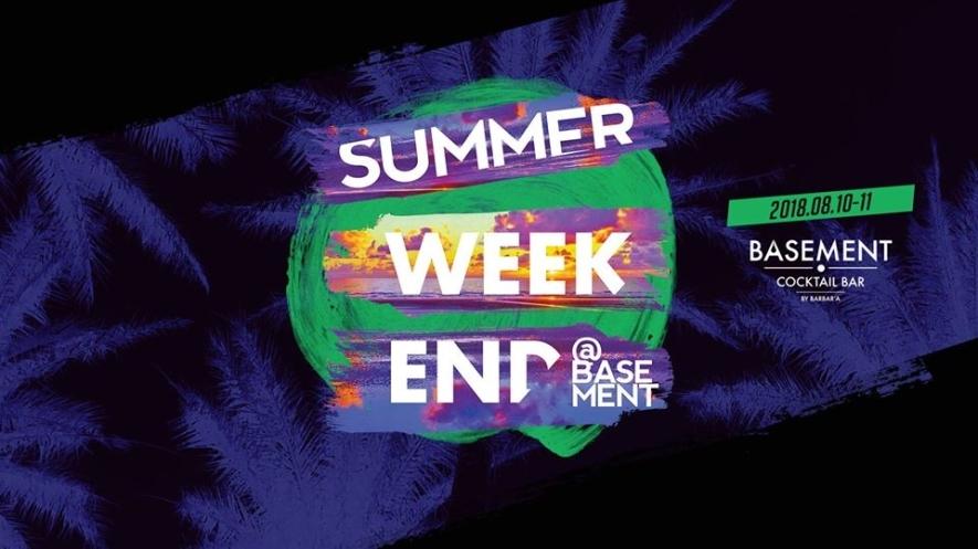 Basement Summer Weekend