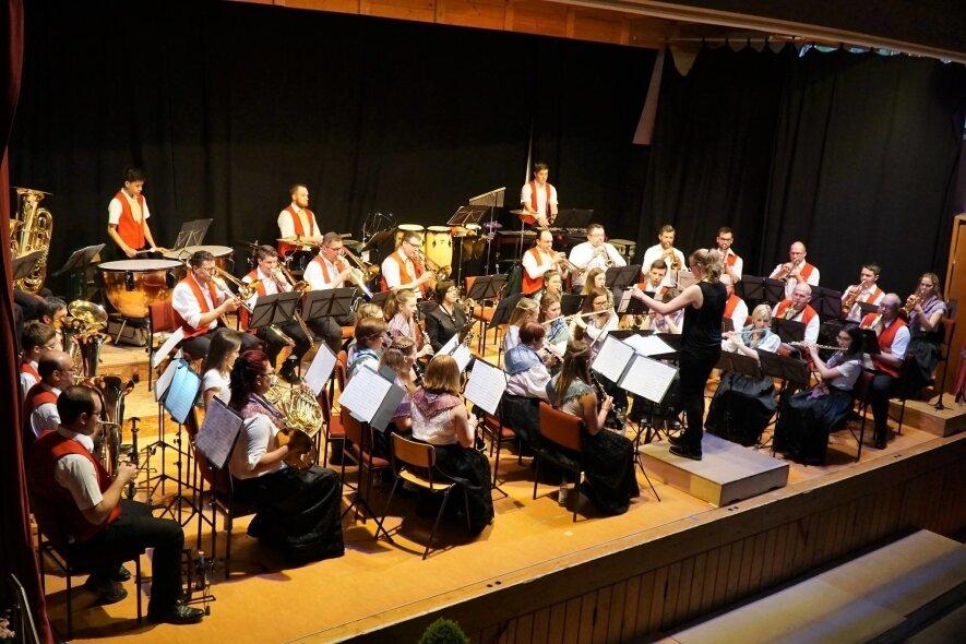 Gräfendorfo orkestro koncertas | Vokietija