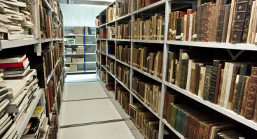 Iš fondų – į viešumą: NMKČDM bibliotekoje saugomas dailininkų palikimas