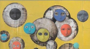Miglės Kosinskaitės tapybos paroda