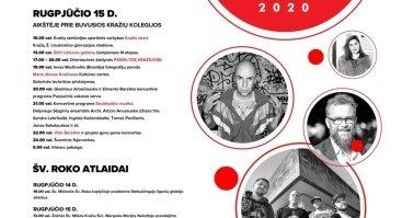 Kražių festivalis 2020