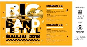 Big Band Festival 2018