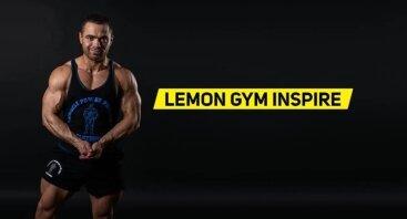 Lemon Gym Inspire: renginių ciklas