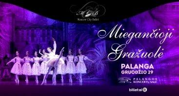 """Moscow City Ballet """"Miegančioji gražuolė"""""""