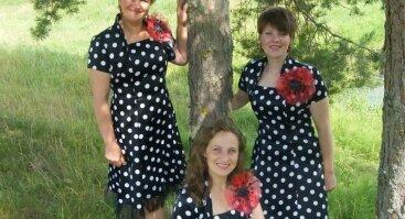 Baisogalos KC vokalinio moterų ansamblio gimtadienio koncertas